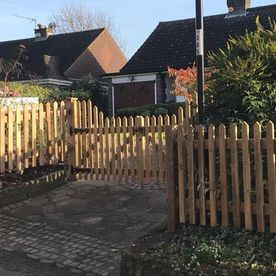 Fencing work that we have worked on