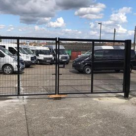 Security fencing we have worked on